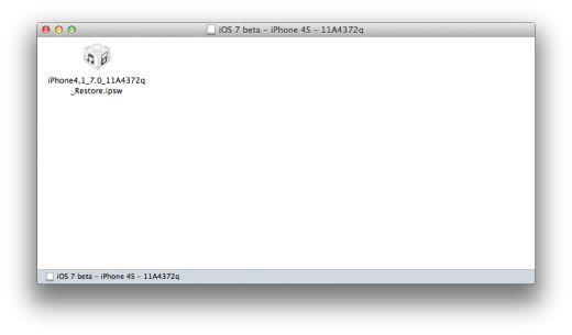 Как установить iOS 7 на iPhone и iPad - ТЕХНО