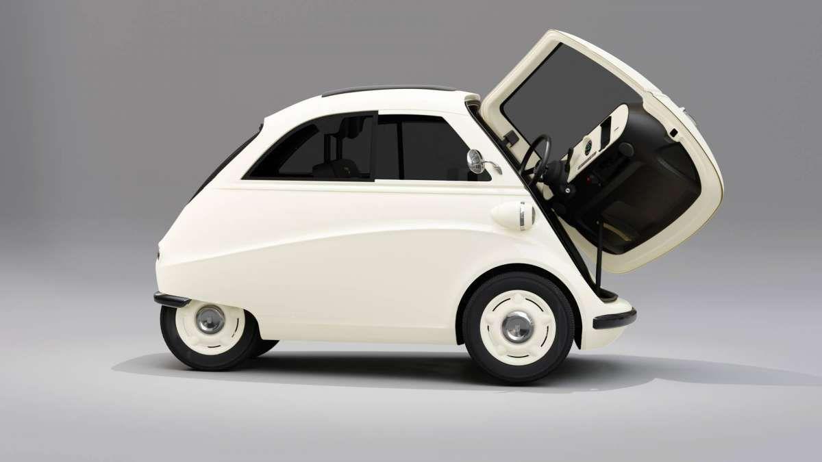 Автомобиль двухместный, грузоподъемность - 200 кг