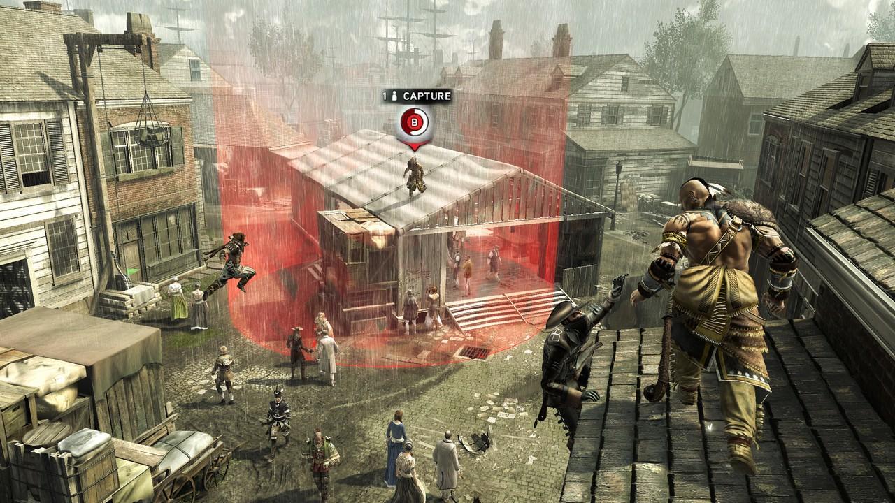В Assassin's Creed 3 миссий больше, но все они слишком похожи