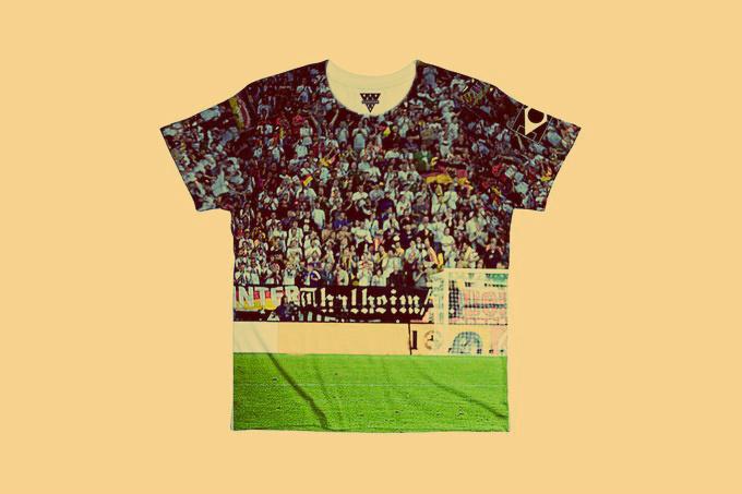 Eleven Paris представила коллекцию новых футболок
