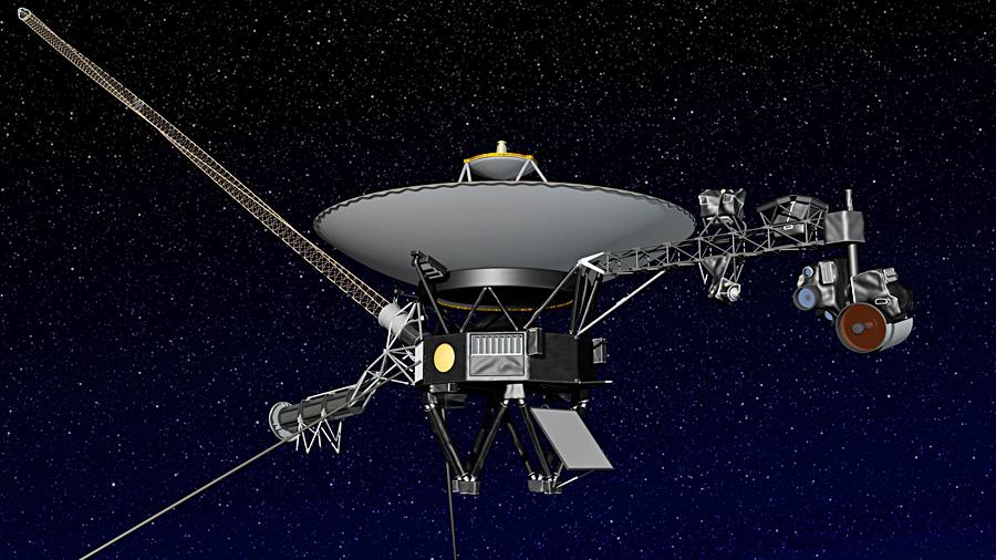 Вояджер 1 переходит в межзвездное пространство