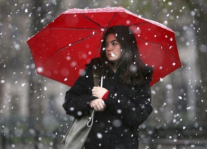 Настоящая зима в Украине через 50 лет будет длиться всего месяц