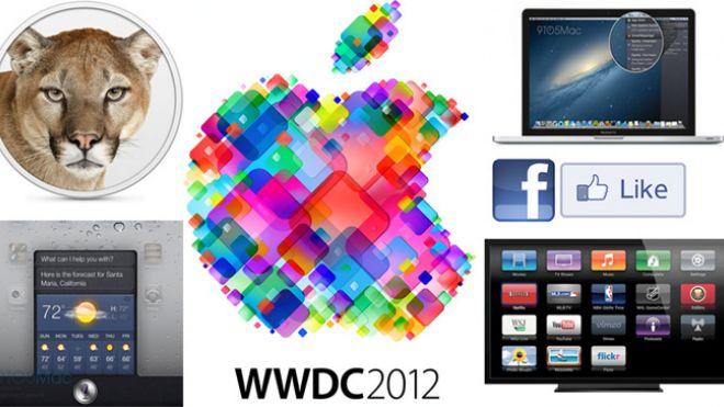 Все новинки WWDC 2012