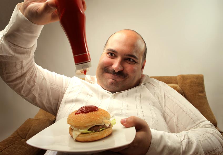 Не будешь правильно питаться, станешь толстым, как кабан