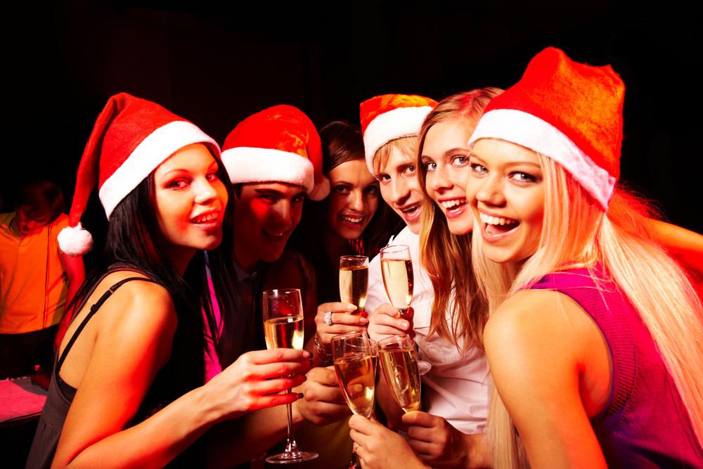 Рождество - отличный повод для веселья!