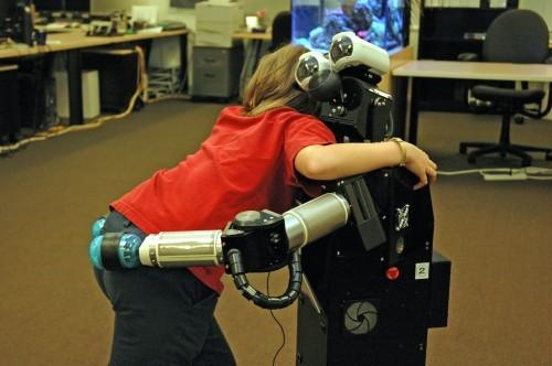 Кто сказал, что среди роботов не бывает извращенцев?