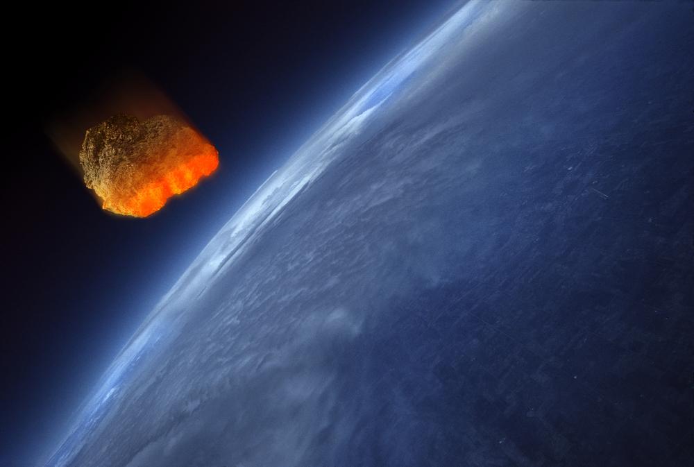 Астероиды занесли золото и другие металлы на Землю