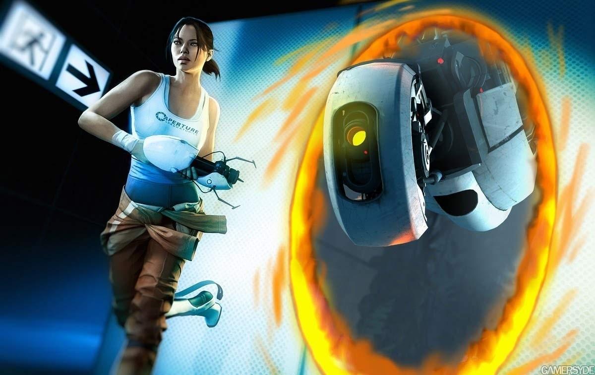 Portal 2 завоевал сердца игроманов
