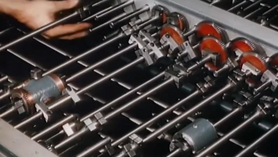 Сложная механическая машина стала прообразом первой ЭВМ