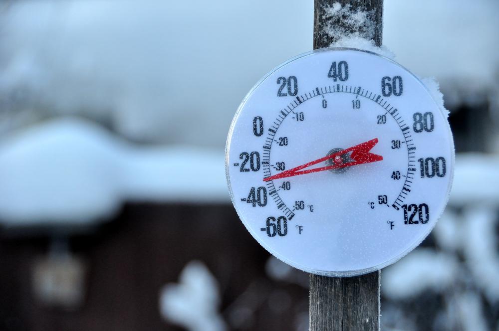 Холодная погода станет нормой с 2015 года