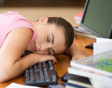 Недосып приводит к заболеваниям
