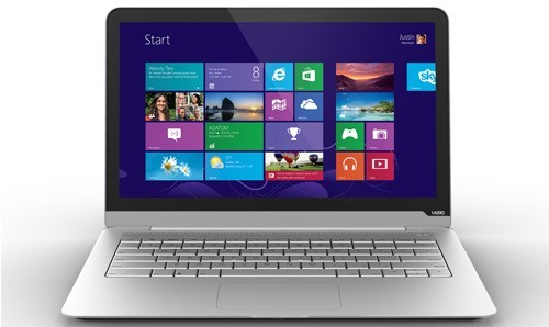 Ультрабуки на Windows 8