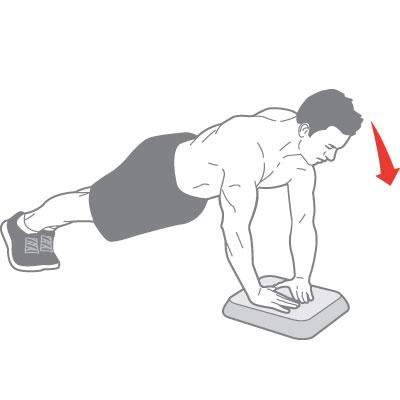 Узкий хват на боксе - упражнение для укрепления трицепсов