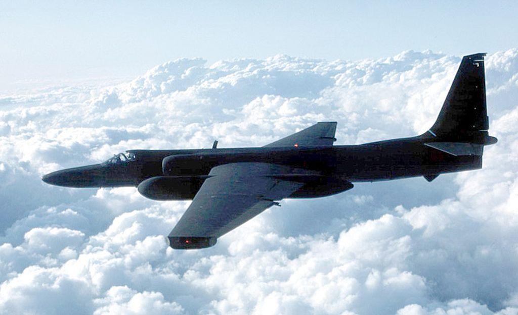 На базе Area 51 проводили испытание самолета U2