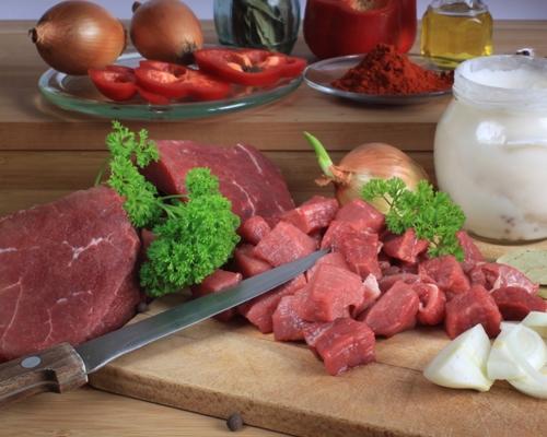 Красное мясо - пища для твоих мышц
