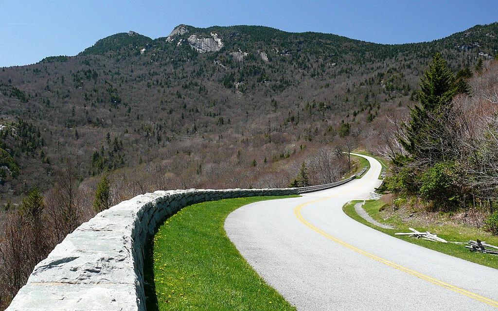 Blue Ridge Parkway в США