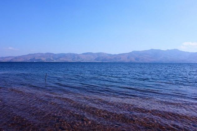 В прибрежных водах Китая нашли целый поселок