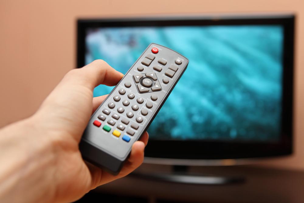 Телевизор помогает похудеть