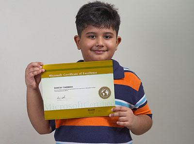 Юный пакистанец покорил Microsoft