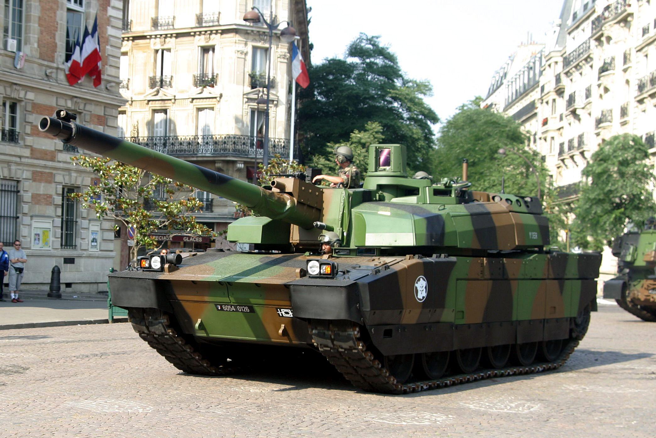 Самые богатые страны вооружаются одним из самых дорогих танков