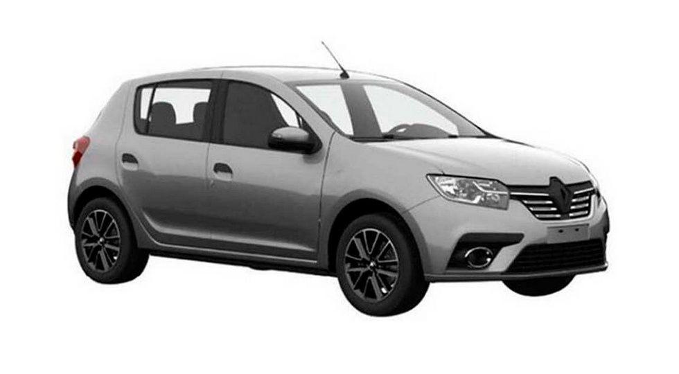 Также бразильцы получат свою версию Renault Sandero