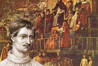 Джордано Бруно использовал труд Николая Коперника в своих целях