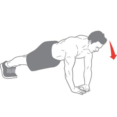 Отжимание с узким хватом - упражнение для груди и бицепсов
