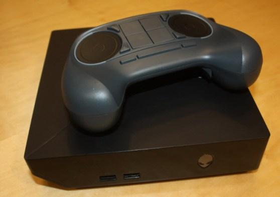 Приставка Steam от Dell
