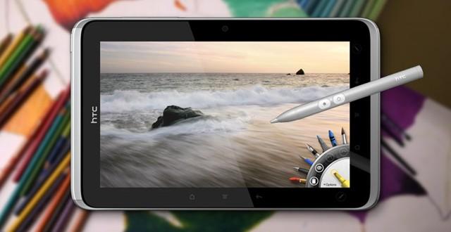 HTC выпустит планшет для Google