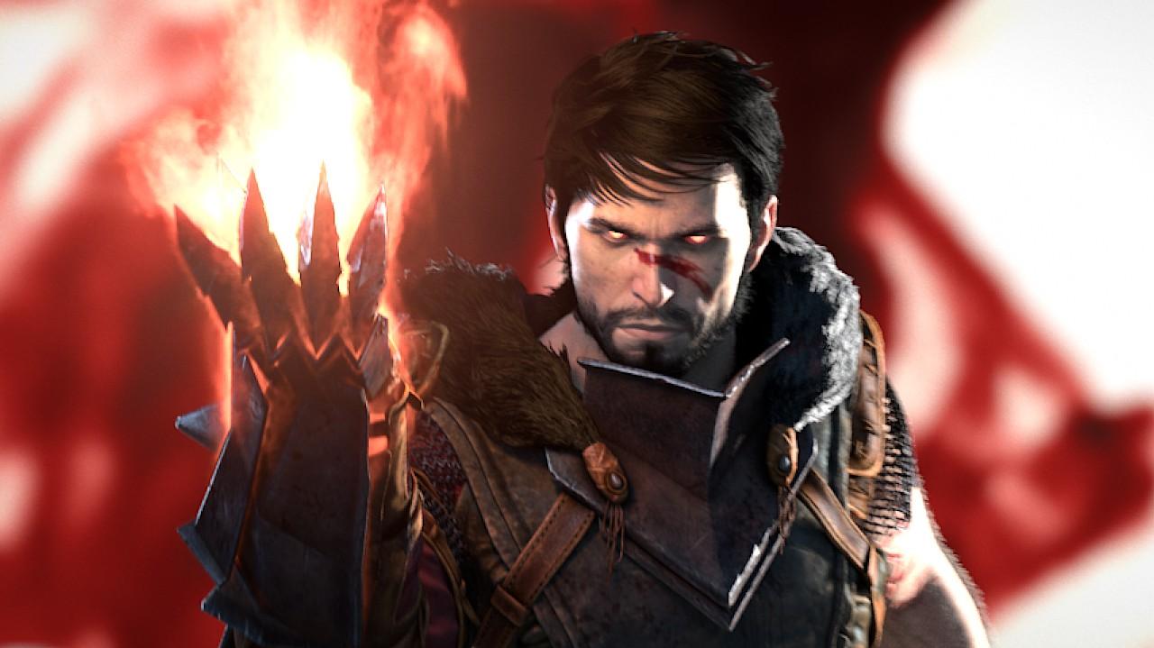 Dragon Age II смогла попасть только в пятерку лучших
