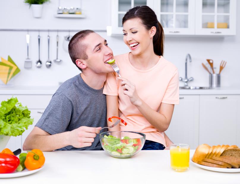 Правильное питание - залог твоего здоровья
