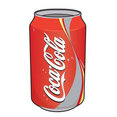 В коле много сахара, поэтому пей не больше банки в день