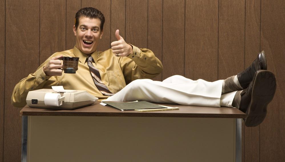 Обмани шефа: как выспаться на рабочем месте
