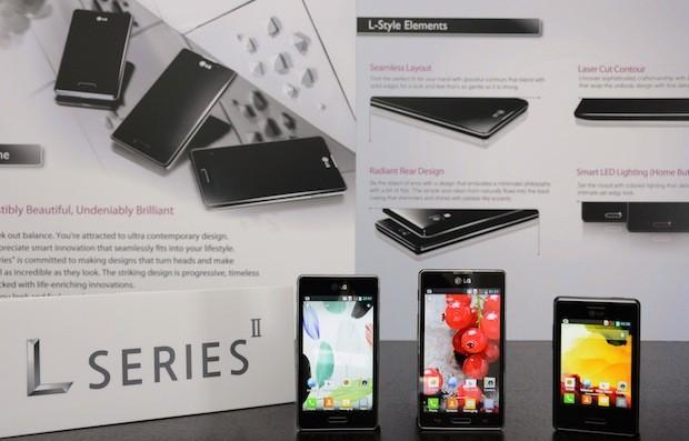 LG Optimus Series II