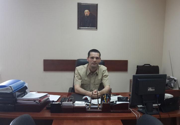 Иван Соколов, руководитель CERT-UA