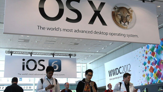OS X представили на конференции WWDC 2012