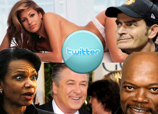 Звезды предпочитают Twitter