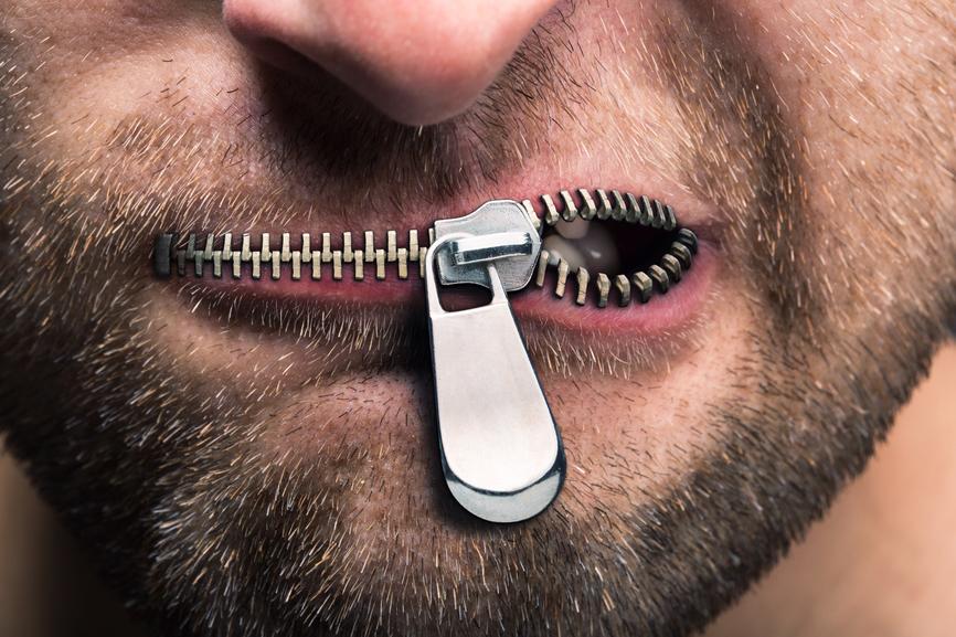 Молчание - твое