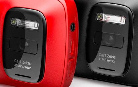 Nokia EOS получит 41 МП фотокамеру