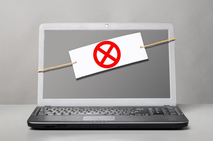 Сайты будут блокироваться без решения судов