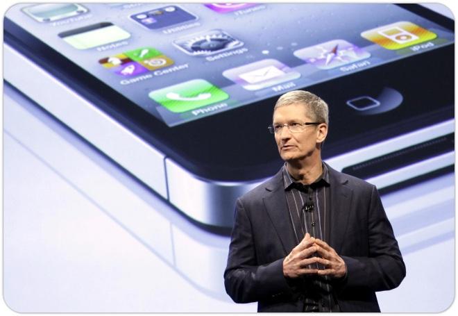 Презентацию iPhone 4S провел Тим Кук