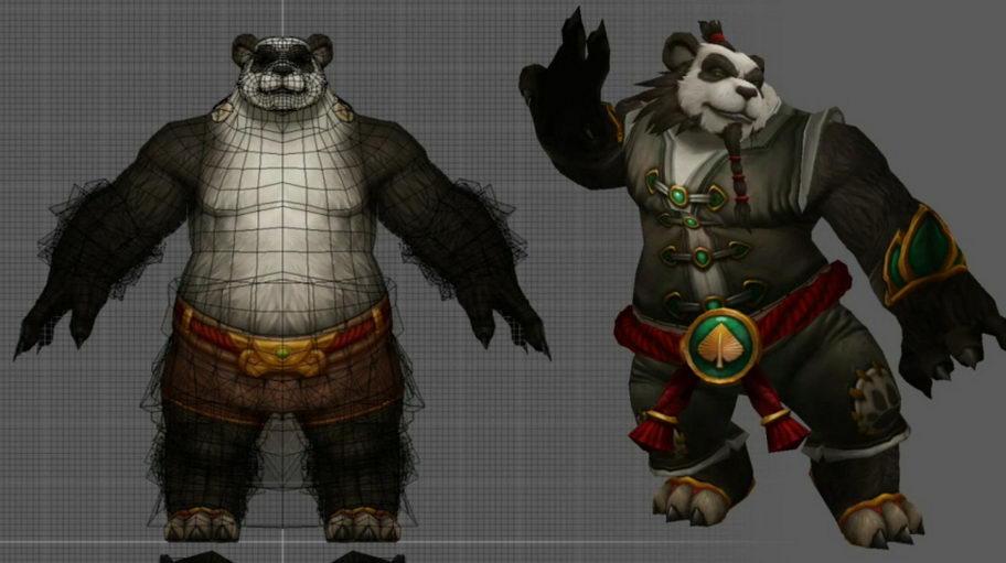 World of Warcraft: Mists of Pandaria обзаведется новыми персонажами
