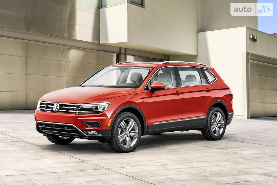 6. Volkswagen Tiguan (660 662 проданных авто)