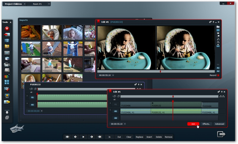 Скачать программу для редактирования видеоклипов