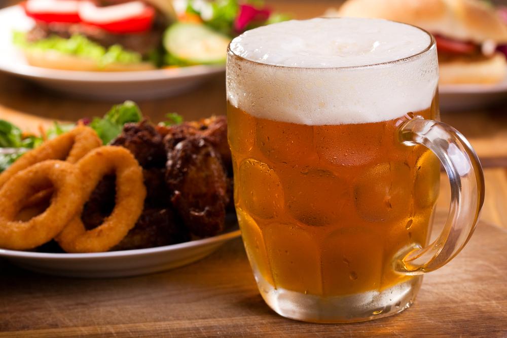 Не только пиво улучшает вкус еды, но и еда улучшает вкус пива
