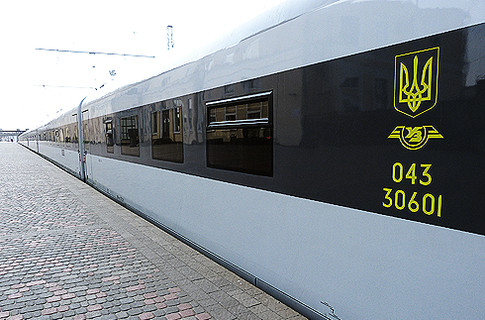 Крюковский поезд соединит Харьков и Киев
