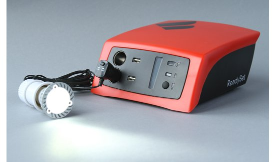 Компактная система накапливает электричество