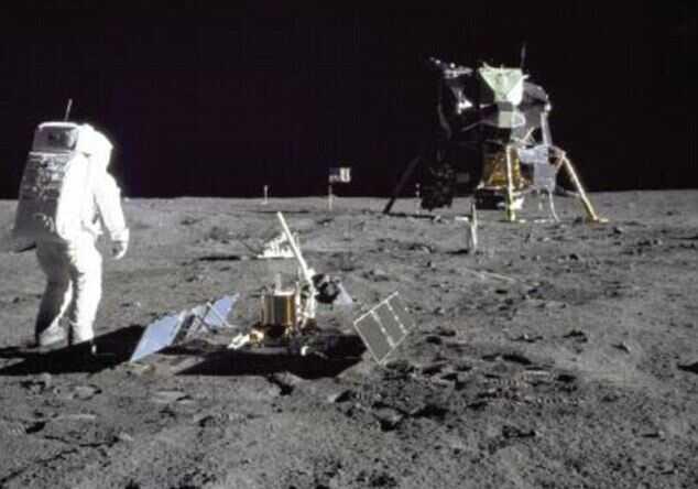 50 лет назад на Луне установили сейсмометры