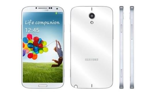 Samsung Galaxy Note 3 - концепт