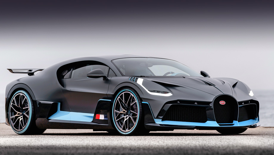 5. Bugatti Divo - 5,8 млн долларов